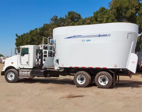 Laird Manufacturing Used Equipment: Feed/Mixer Wagon